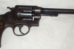Smith-and-Wesson-Pistol