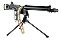 Vickers-Machine-Gun