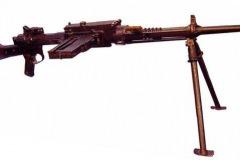 Breda-Machine-Gun