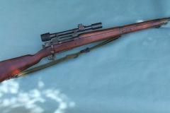 US-WW2-Remington-M1903-A4-Sniper-Rifle.