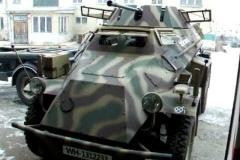 German-222-Armoured-Car