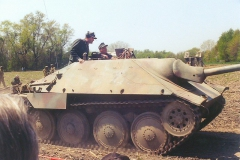 German-Hetzer-Tank