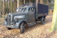 German-Opel-Blitz-Truck