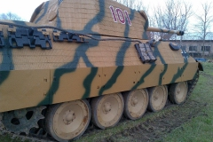 Reproduction-Panther-Tank
